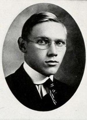 Ted Shultz - Shultz c. 1916