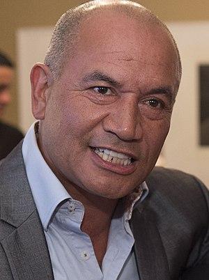 Temuera Morrison - Morrison in October 2016