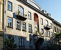 Tenement (1910, designed by arch. R. Meus, B. Górski), 29 Siemiradzkiego street, Krakow, Poland.jpg