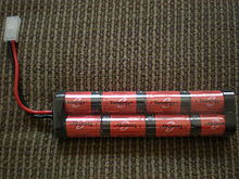 Soft Air 220px-Tenergy_4500_mAh_8_battery_pack