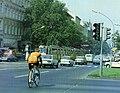 Teréz (Lenin) körút az Oktogonról (November 7. tér) a Nyugati (Marx) tér irányába nézve. Fortepan 99474.jpg
