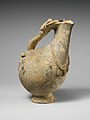 Terracotta askos (flask with a spout and handle over the top) MET DP254631.jpg