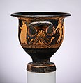 Terracotta bell-krater (vase for mixing wine and water) MET DP145754.jpg