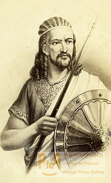 Tewodros II of Ethiopia in the 1860s.jpg