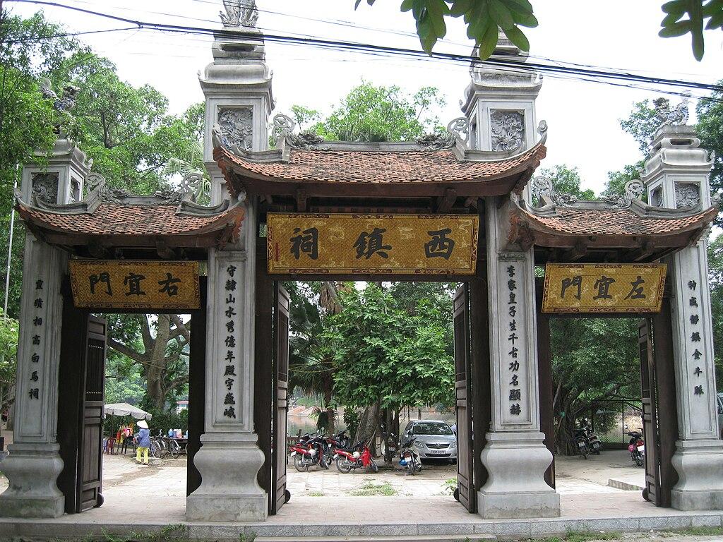 La cité impériale de Thang Long à Hanoi - Photo de Nguyễn Thanh Quang