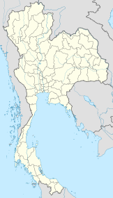 Map showing the location of Khun Nan National Park