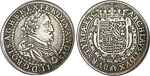 Ferdinand II, Holy Roman Emperor - Ferdinand II, 1626