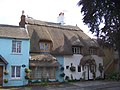 Thatched Cottages, Wyre Piddle - geograph.org.uk - 836620.jpg