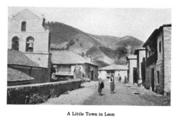 The-Way-of-Saint-James-V2 (1920)-Little town in Leon.png