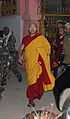 The 17th Karmapa Ogyen Trinley Dorje in Bodh Gaya, 2012.jpg