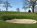 The 4th green at Torwoodlee Golf Course - geograph.org.uk - 751410.jpg