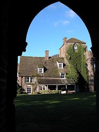 Llanthony Priory - The Abbey Hotel