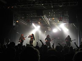 The Agonist at Nosturi, Helsinki.jpg