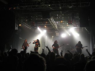 The Agonist Canadian metalcore band