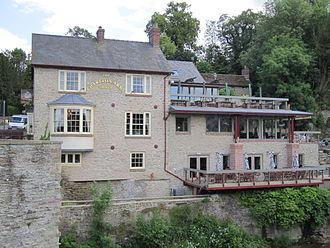 Ludford, Shropshire - The Charlton Arms