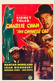 <i>The Chinese Cat</i> 1944 film by Phil Rosen