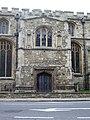 The Church of St Paul's, Bedford, Doorway - geograph.org.uk - 646211.jpg