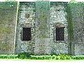 The Foundations and windows of Sta. Maria Church , Sta. Maria Ilocos Sur.JPG
