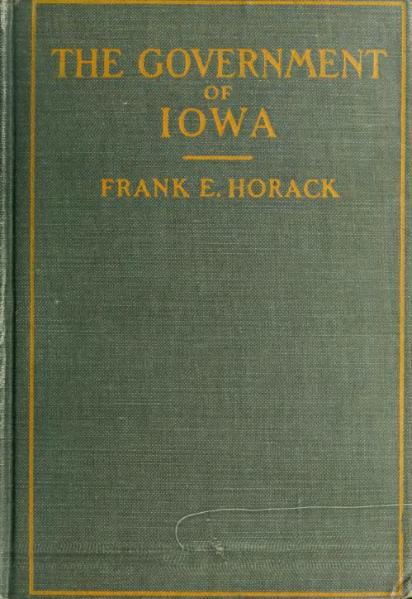 File:The Government of Iowa 1921.djvu