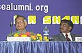 The Home Minister Shri Shivraj Patil at the Annual Alumni Meet – 2006 of the Delhi College of Engineering (DCE), in New Delhi on January 14, 2006.jpg