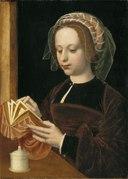 The Magdalen Reading (Ambrosius Benson) - Nationalmuseum - 17632.tif