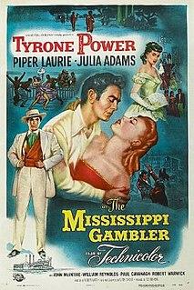 <i>The Mississippi Gambler</i> (1953 film) 1953 film by Rudolph Maté