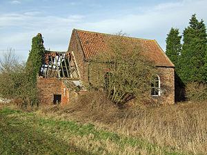 South Killingholme - 1792 Baptist chapel (2008)