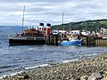 The Paddle Steamer Waverley at Largs - geograph.org.uk - 500082.jpg