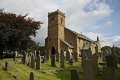 The Parish Church of St Lawrence with St Paul, Longridge - geograph.org.uk - 428359.jpg