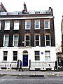 The Pre-Raphaelite Brotherhood - 7 Gower Street Bloomsbury London WC1E 6HA.jpg