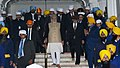 The Prime Minister, Shri Narendra Modi and the President of Afghanistan, Dr. Mohammad Ashraf Ghani jointly visit the Golden Temple, in Amritsar, Punjab on December 03, 2016 (1).jpg