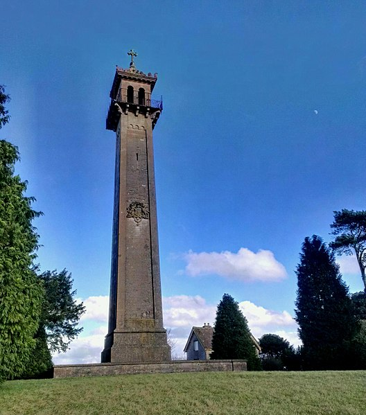 File:The Somerset Memorial, Hawkesbury Upton. - panoramio.jpg