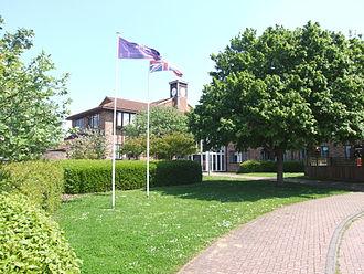 Webber Independent School - Image: The Webber Independent School Soskin Drive Milton Keynes