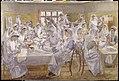 The Workroom of the Gerrard's Cross War Hospital Supply Dep't Art.IWMART1015.jpg