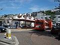 The bus station, Brixham - geograph.org.uk - 1377793.jpg