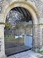 The main door at St Mary, Walberton - geograph.org.uk - 1726977.jpg