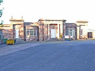 Ashby de la Zouch railway station Former railway station in Leicestershire, England