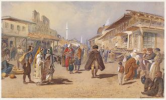 Ottoman Serbia - Ottoman Belgrade