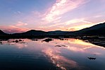 The sunset in Beihai Wetland, Tengchong, China.jpg