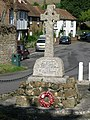 The war memorial, Newington - geograph.org.uk - 1526811.jpg