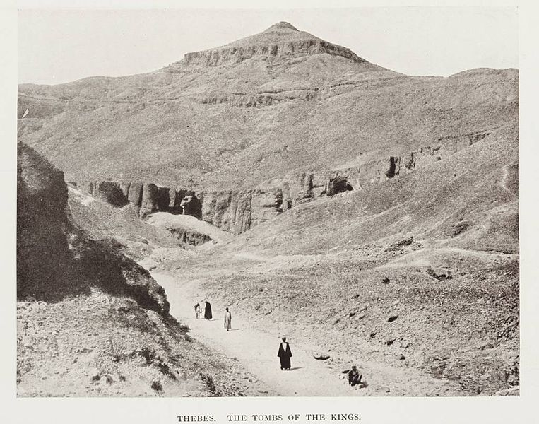 Fitxer:Thebes. The Tomb of the Kings. (1910) - TIMEA.jpg