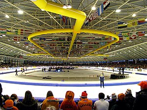 2002 World Allround Speed Skating Championships - Thialf