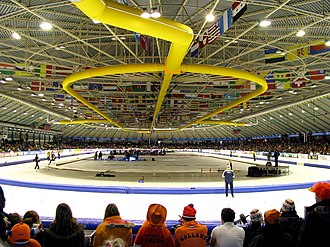 2002 World Allround Speed Skating Championships - Thialf