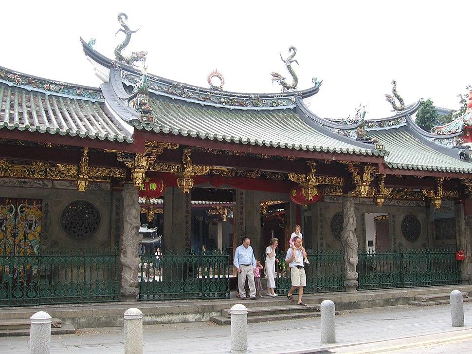 Thian Hock Keng Temple 3, Dec 05