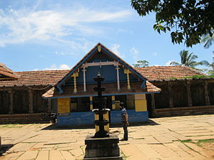 Thirunelly - Thirunelli Temple