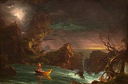 Thomas Cole - The Voyage of Life Manhood, 1842 (National Gallery of Art).jpg