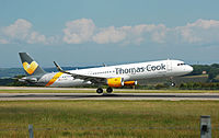 G-TCDE - A321 - Thomas Cook Airlines