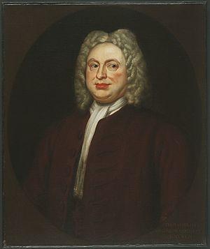 Thomas Hollis (1659–1731) - Thomas Hollis, portrait by Giovanni Battista Cipriani