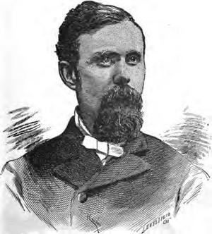 Thomas Van Scoy - Van Scoy around 1884