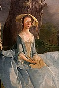 Thomas gainsborough, mr. e mrs. andrews, 1750 ca. 04.jpg